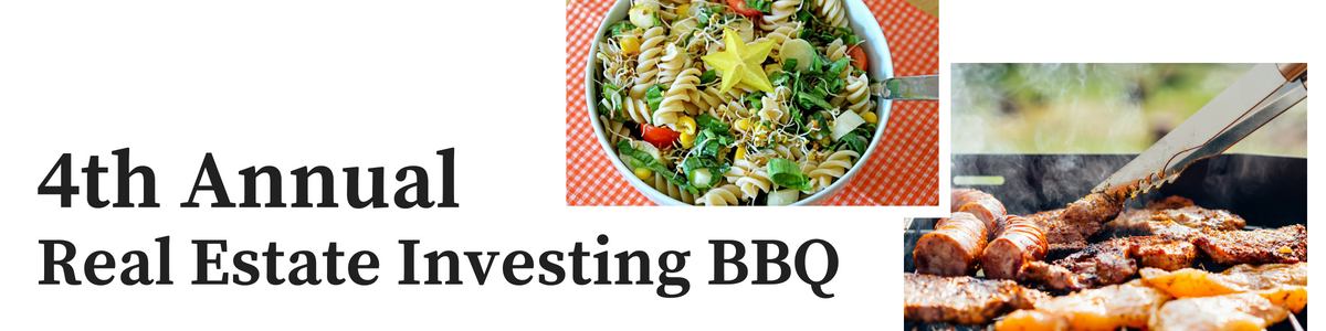 4th Annual Real Estate Investing BBQ Community Event
